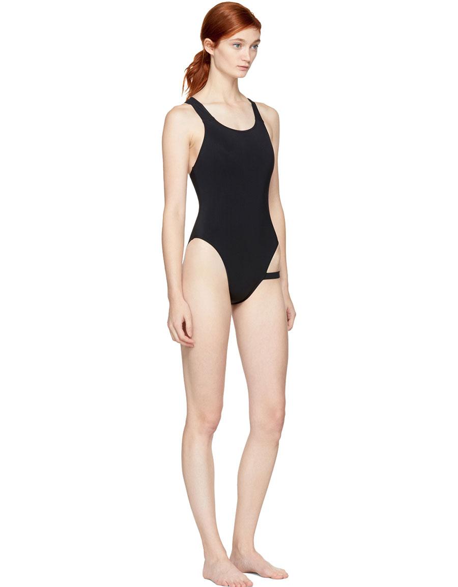 MARIEYAT Black Shanice Swimsuit