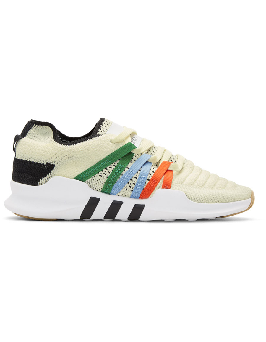 online store 21239 0a2f3 ADIDAS Off-White EQT Racing ADV PK Sneakers · VERGLE