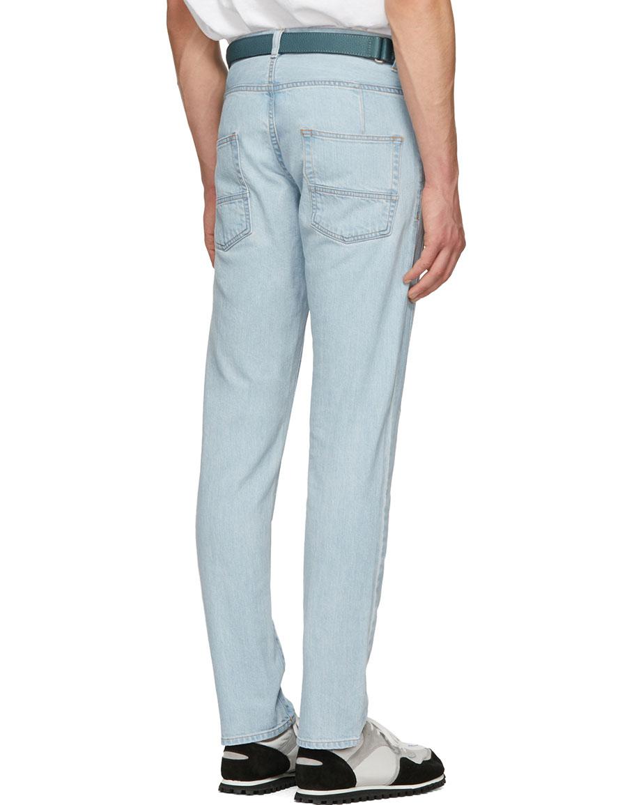 NAME. Blue Skinny Jeans