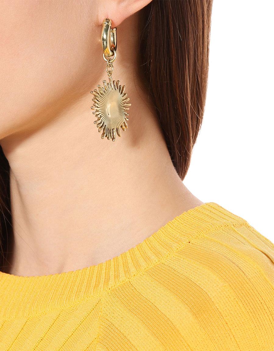 ELLERY Scully Sun earrings