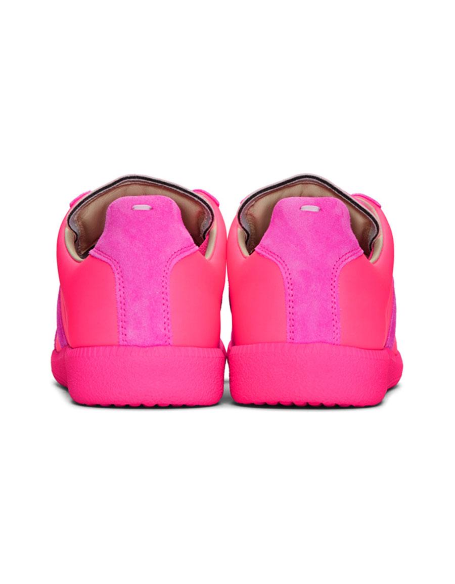 MAISON MARGIELA Pink Replica Sneakers