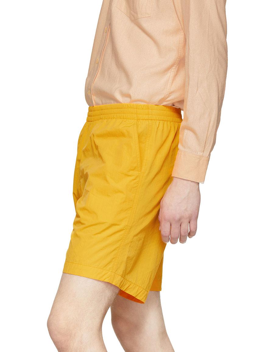 PAA Gold Nylon Shorts