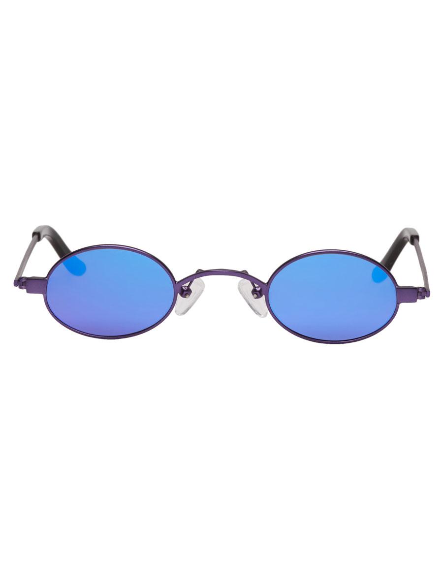 ROBERI & FRAUD Purple Doris Sunglasses
