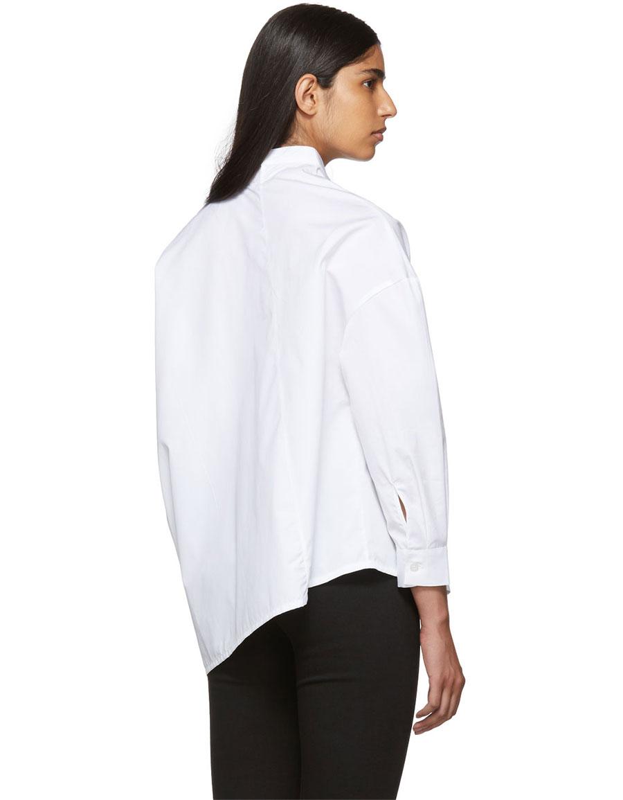 TOTÊME White Noma Shirt