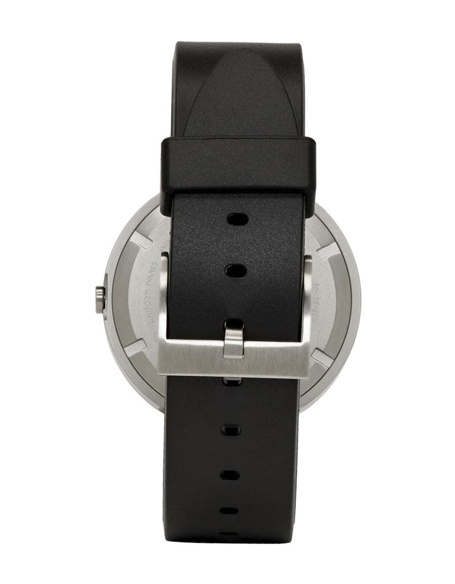 UNIFORM WARES Black Rubber M37 Watch