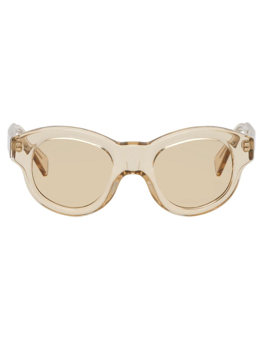 KUBORAUM Beige L2 Sunglasses