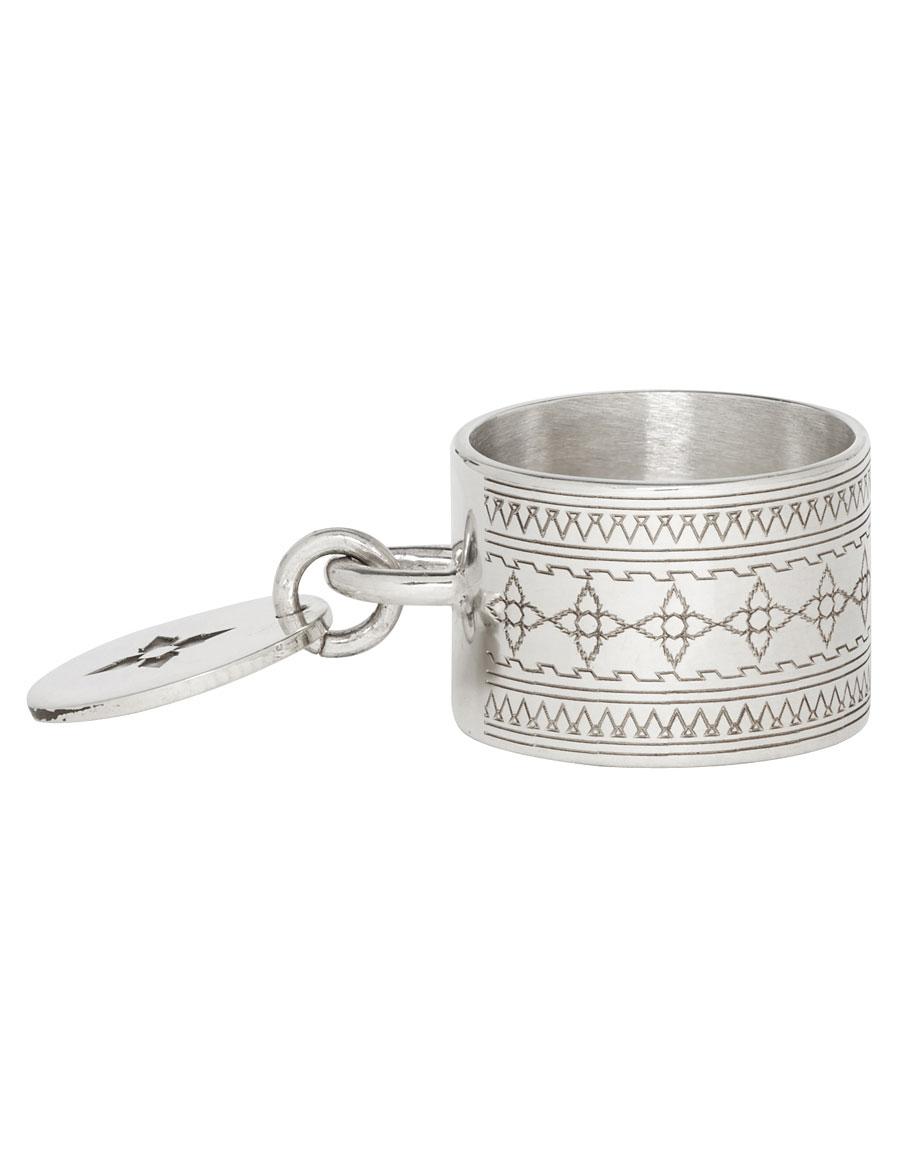 GMBH Silver Mehdi Ring