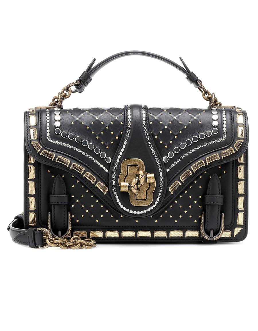 BOTTEGA VENETA City Knot leather shoulder bag · VERGLE abef1ea82d92e