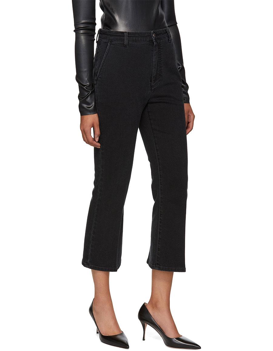 ALTUZARRA Black Dixon Jeans