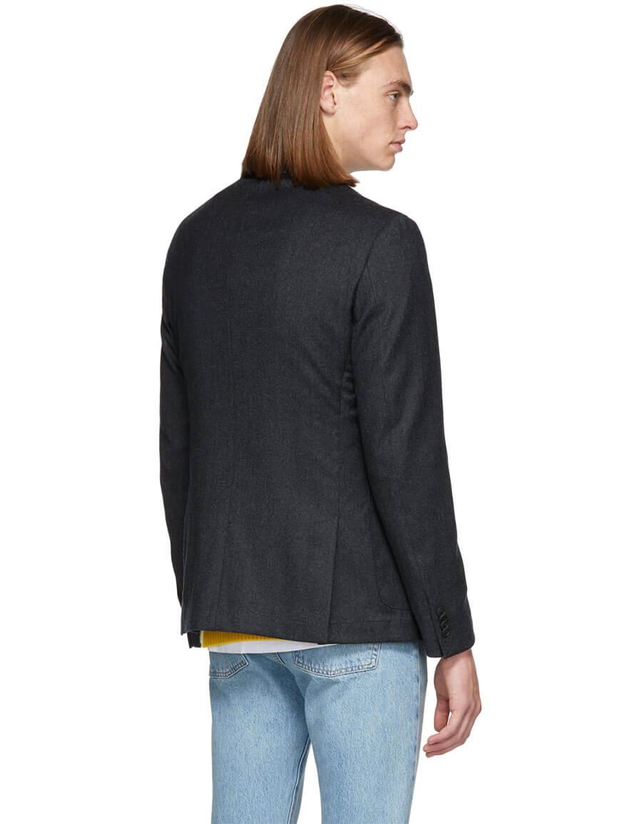BOSS Blue Slim Jason Shirt