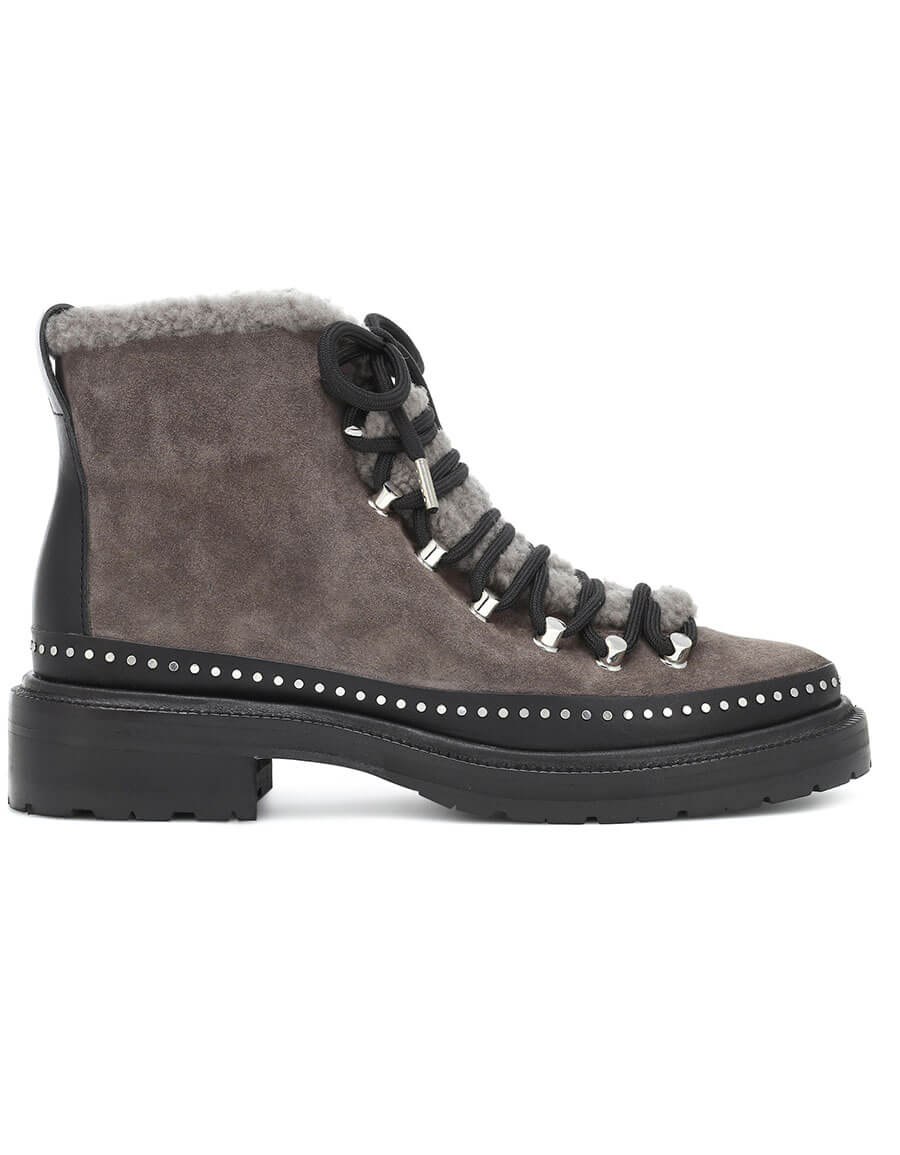 RAG & BONE Compass suede ankle boots