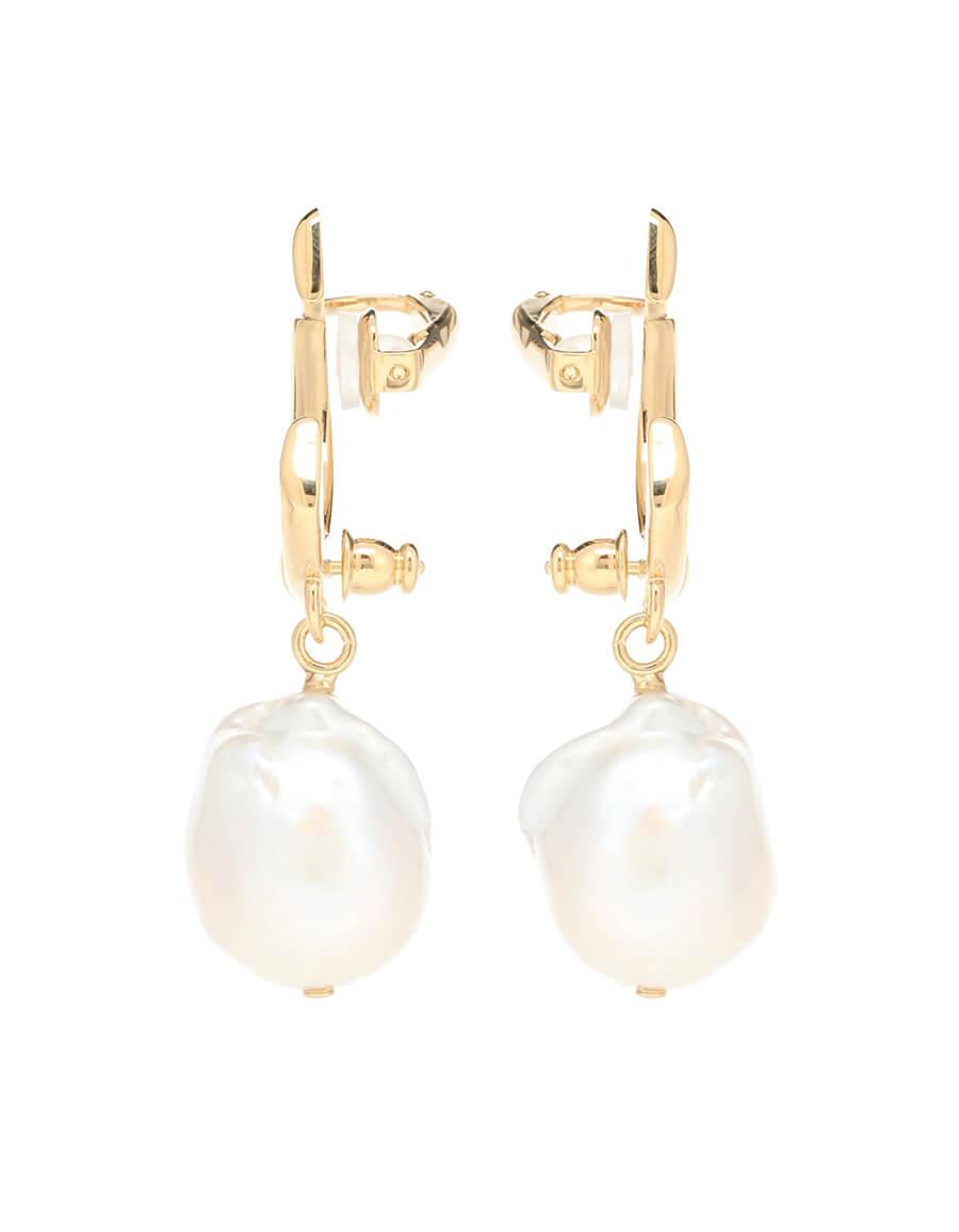 CHLOÉ Darcey pearl earrings