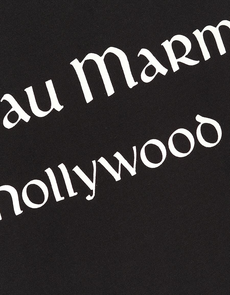 GUCCI Printed cotton T shirt