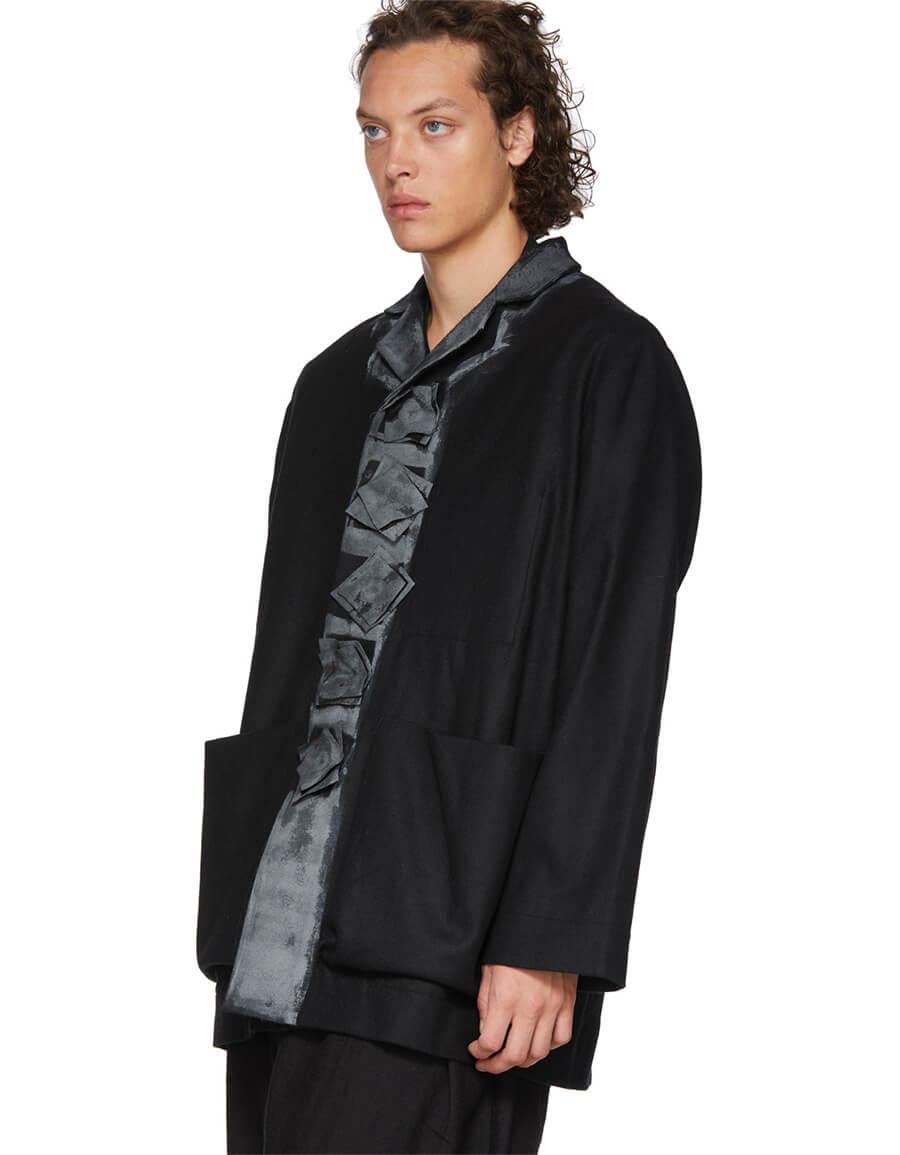 TOOGOOD Black 'The Photographer' Jacket