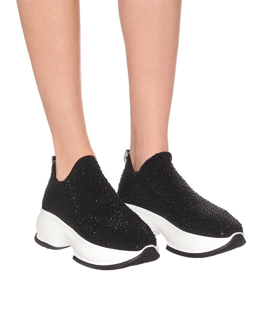 HOGAN Maxi I Active embellished sneakers