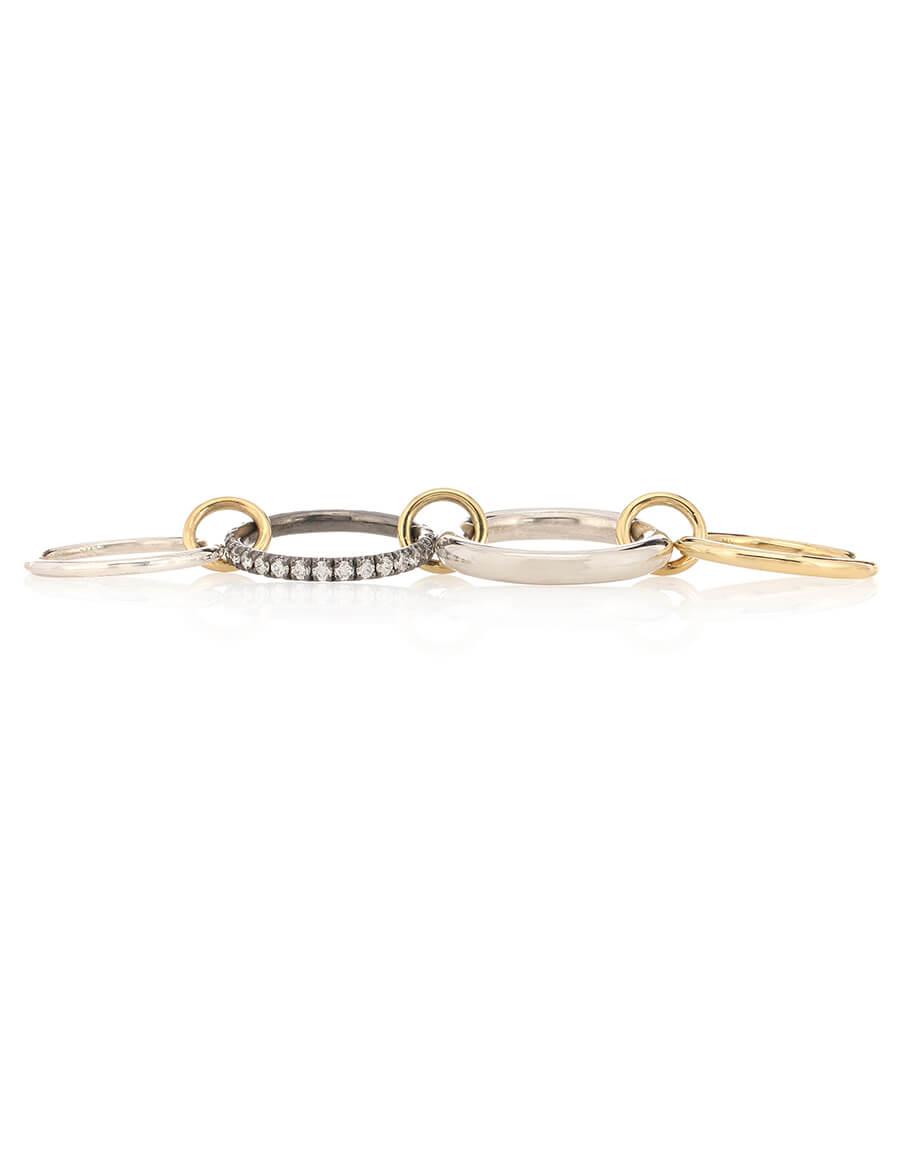 SPINELLI KILCOLLIN Jansenn WG 18kt yellow gold diamond ring