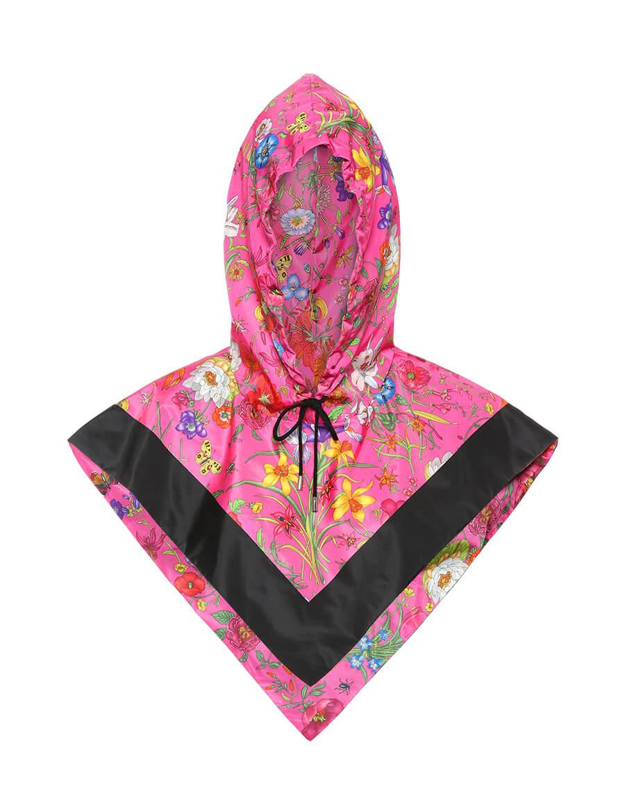 GUCCI Printed hood