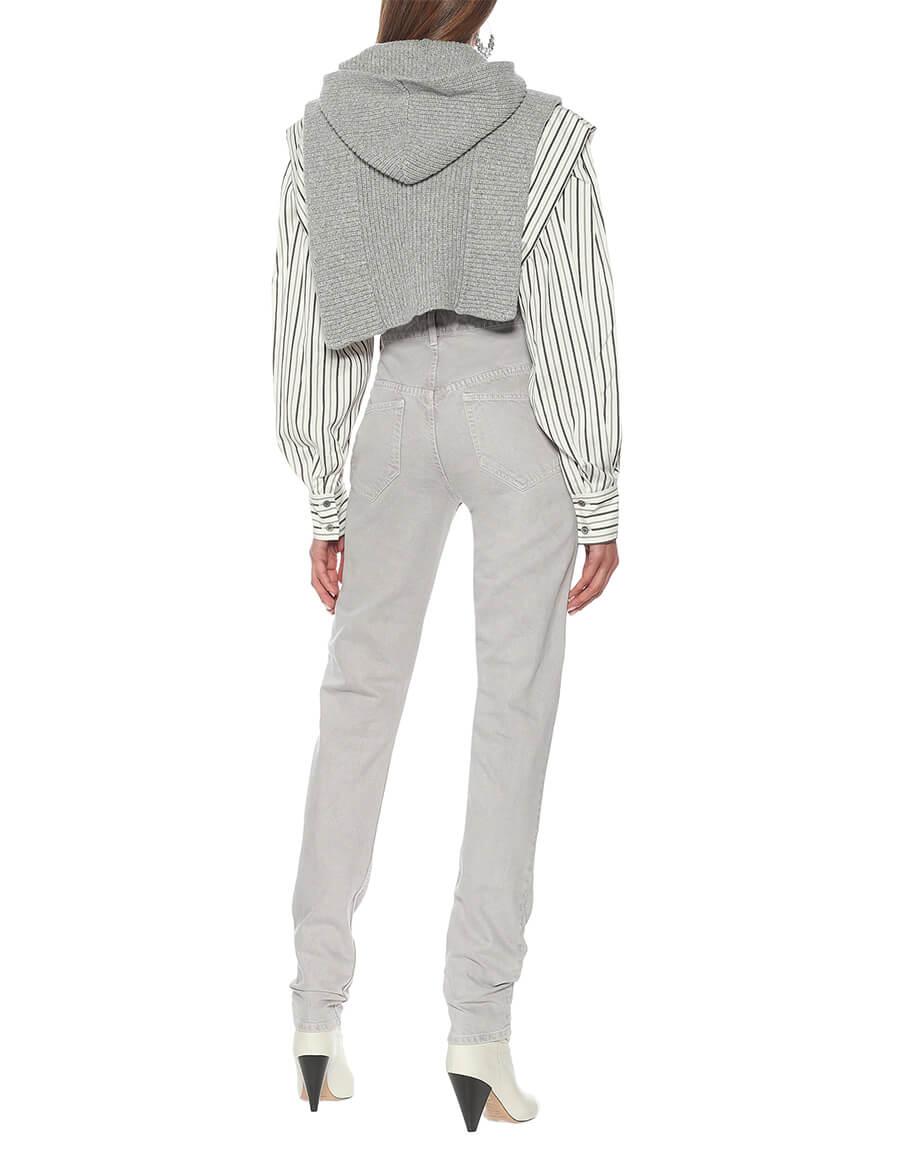 ISABEL MARANT Palmer cashmere and wool vest