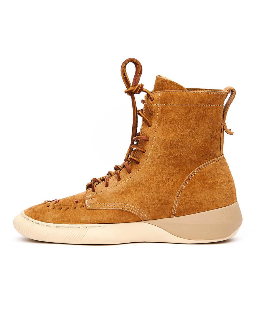 VISVIM Nabi Moc Hi Folk Boots