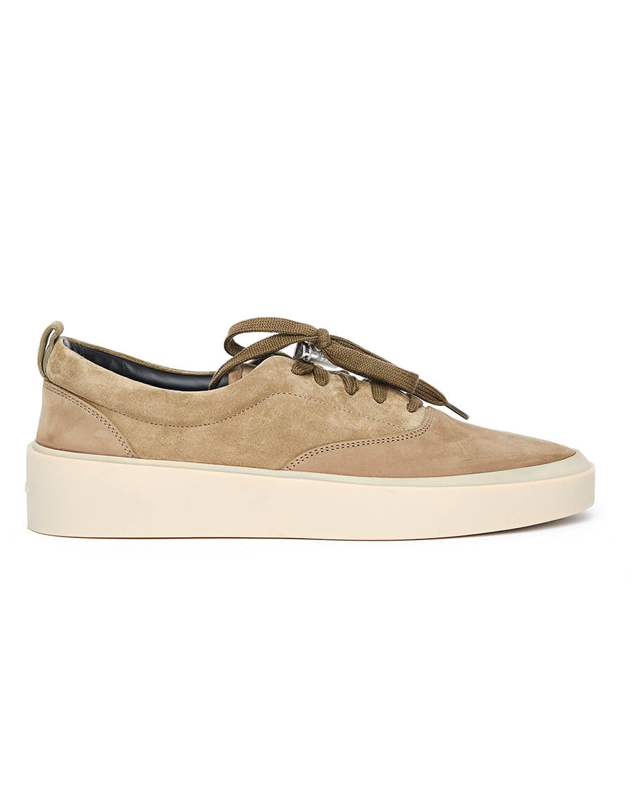 FEAR OF GOD 101 Lace Up Taupe Sneakers