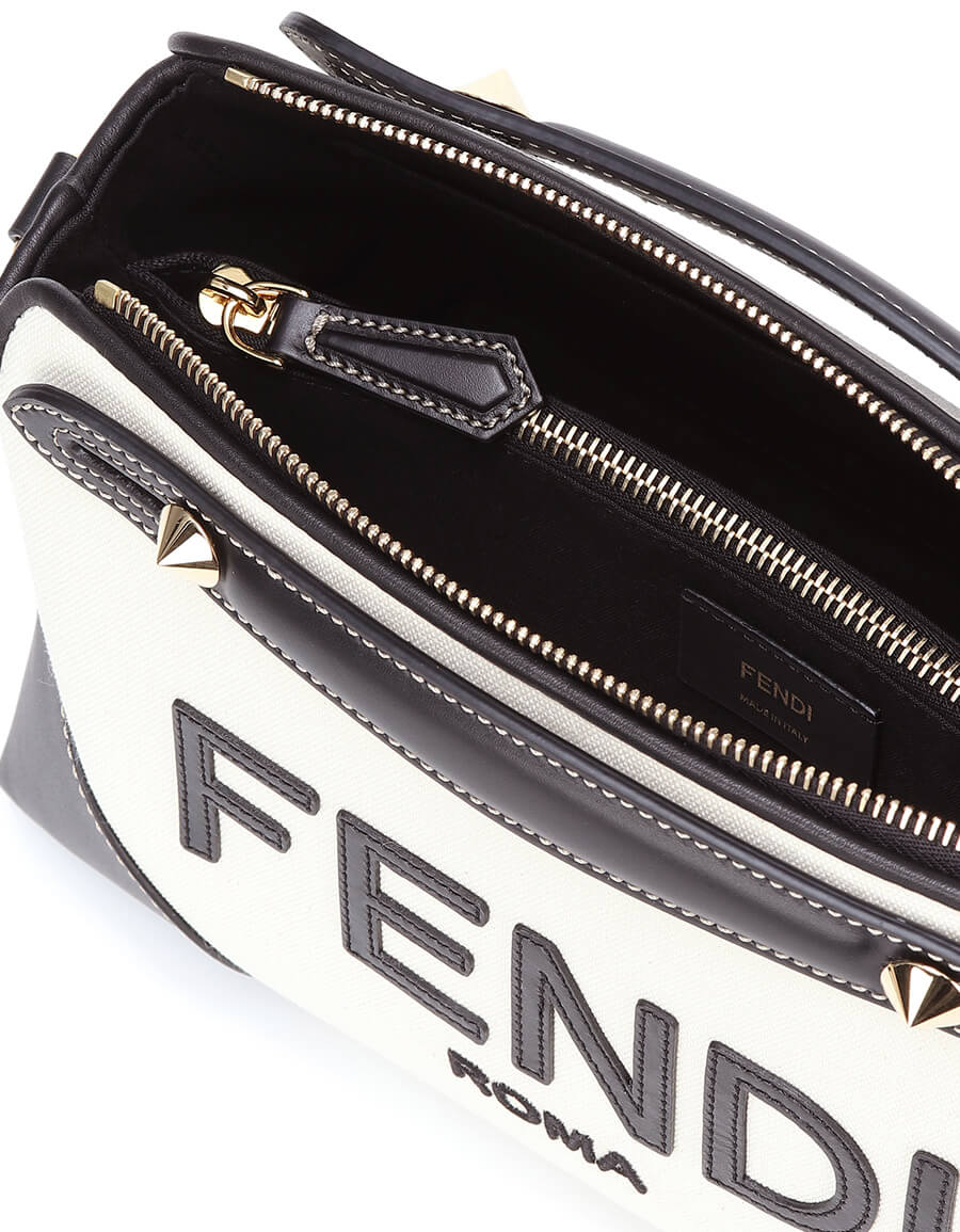 FENDI By The Way Medium leather shoulder bag