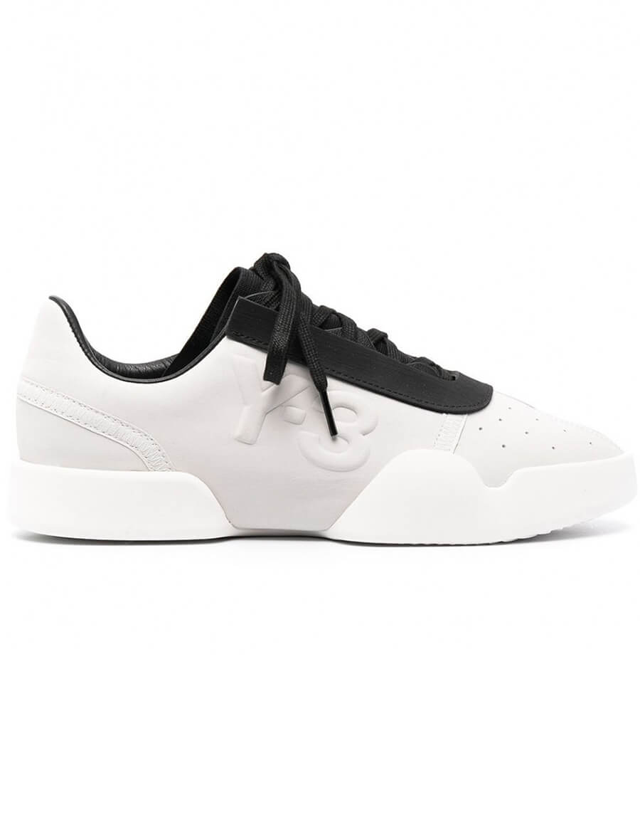 Y 3 LACE UP SNEAKERS