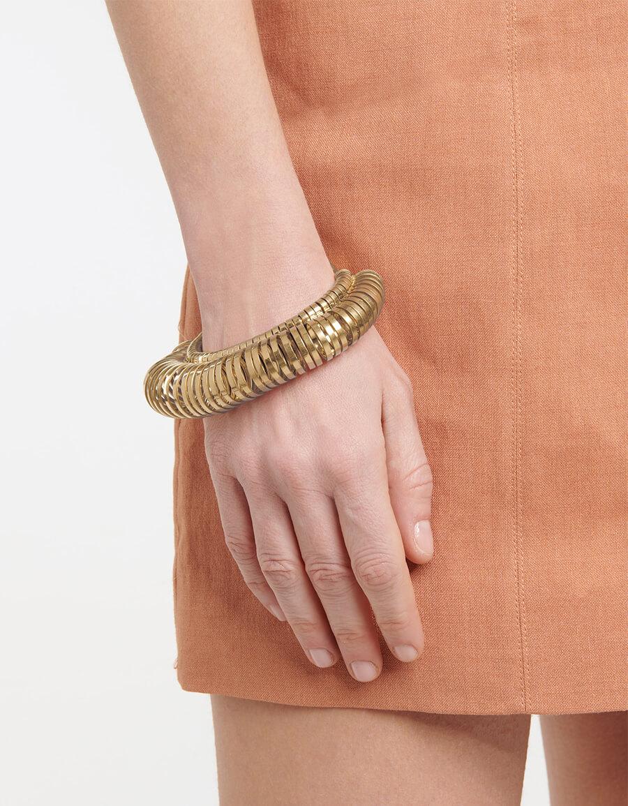 JACQUEMUS Le bracelet Baguier bracelet