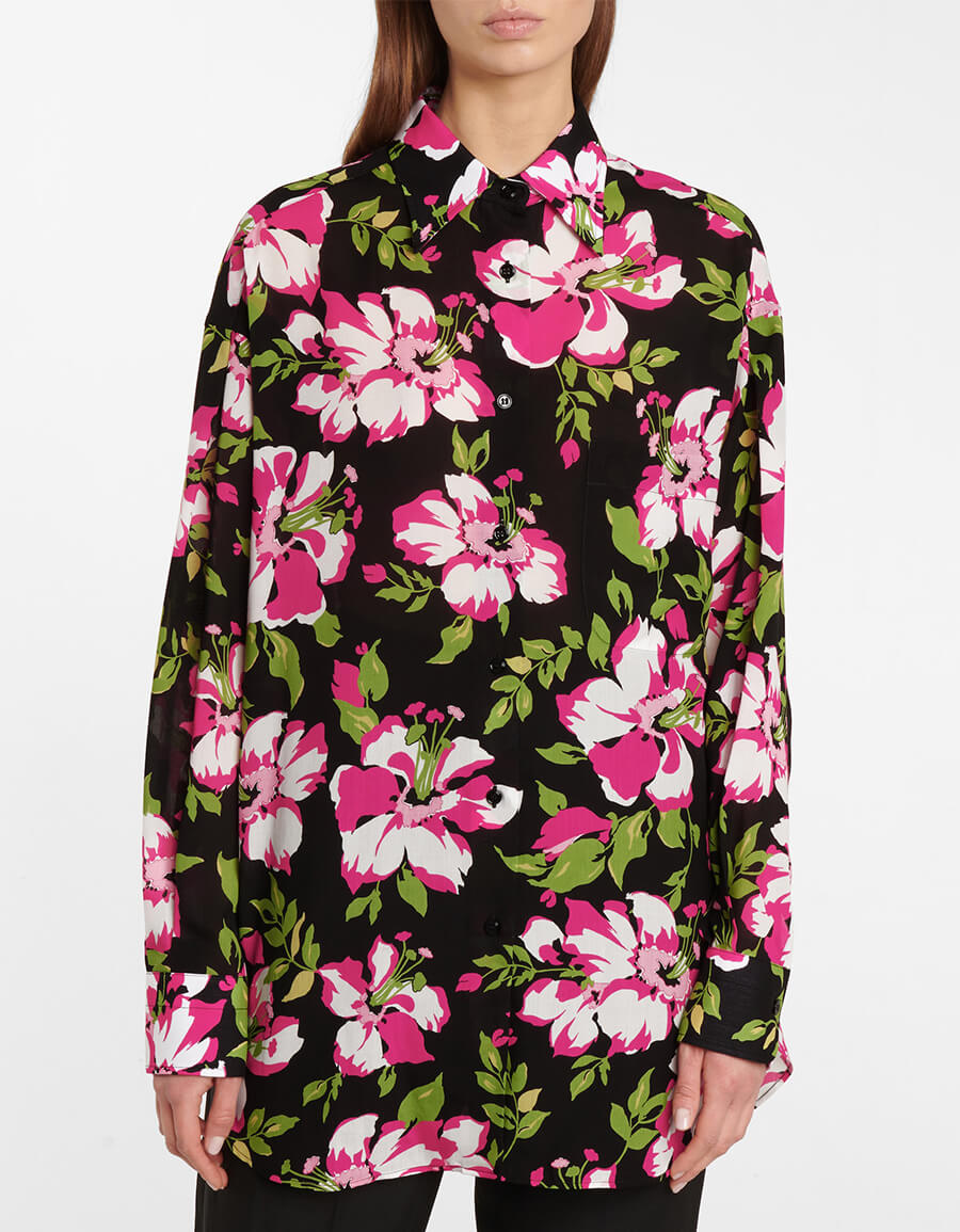 TOM FORD Floral shirt