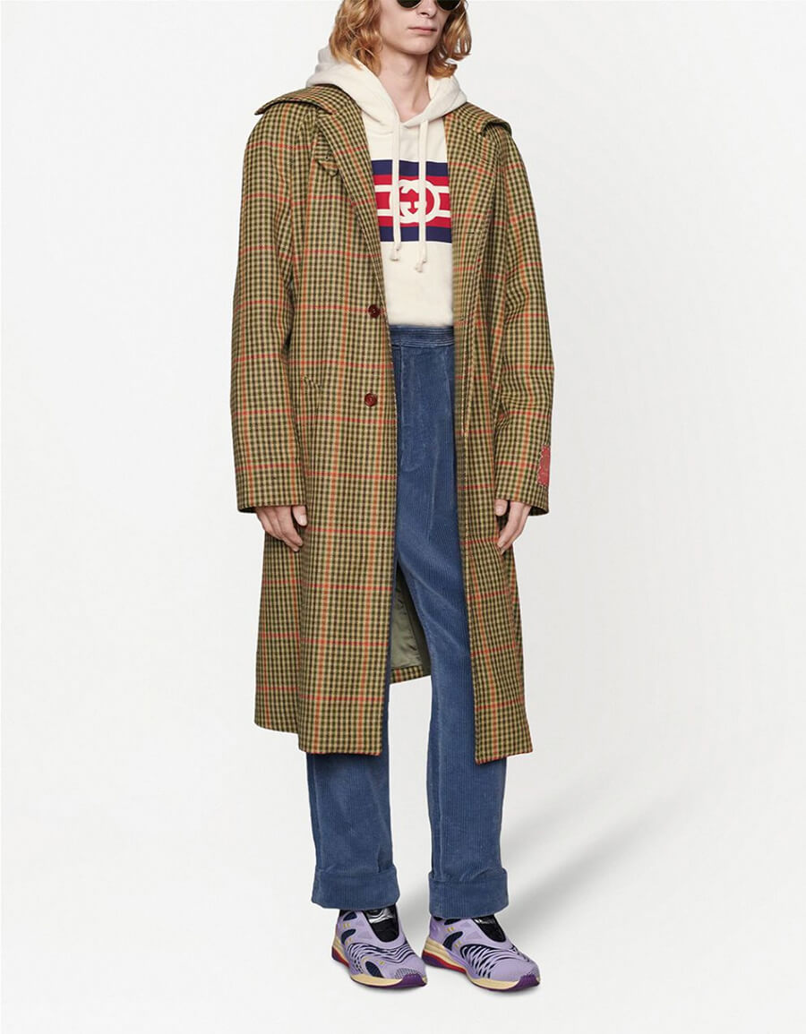 GUCCI COTTON HOODIE