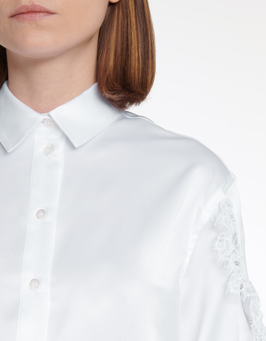 Y/PROJECT Satin shirt