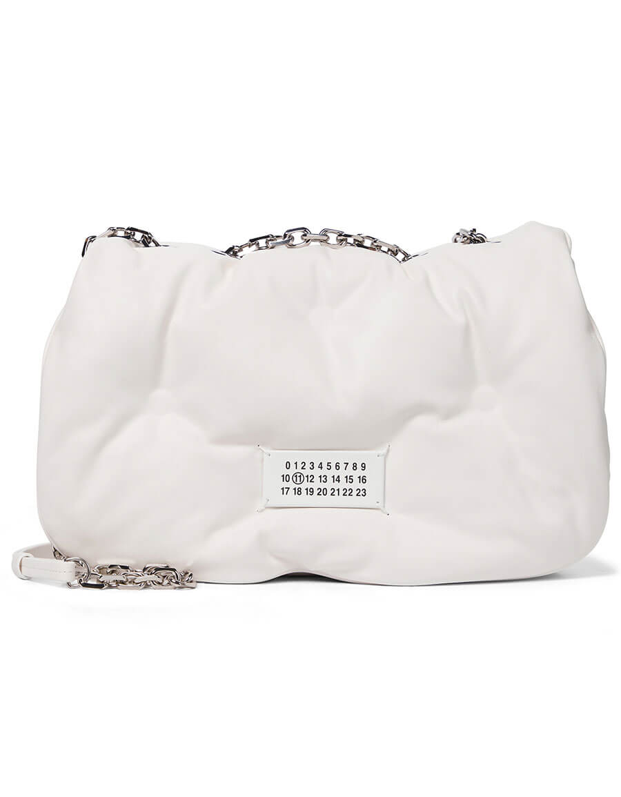 MAISON MARGIELA Glam Slam Flap shoulder bag
