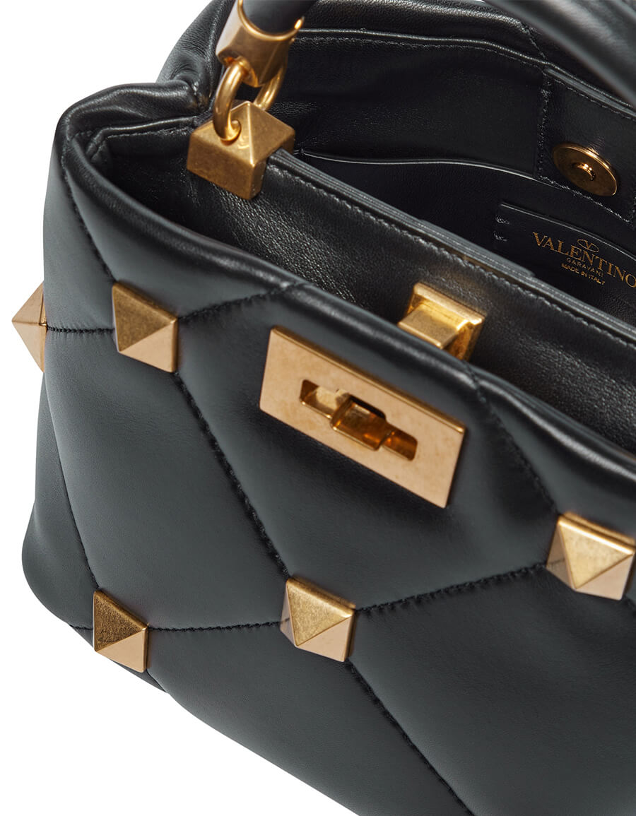 VALENTINO GARAVANI Valentino Garavani Roman Stud Small leather shoulder bag