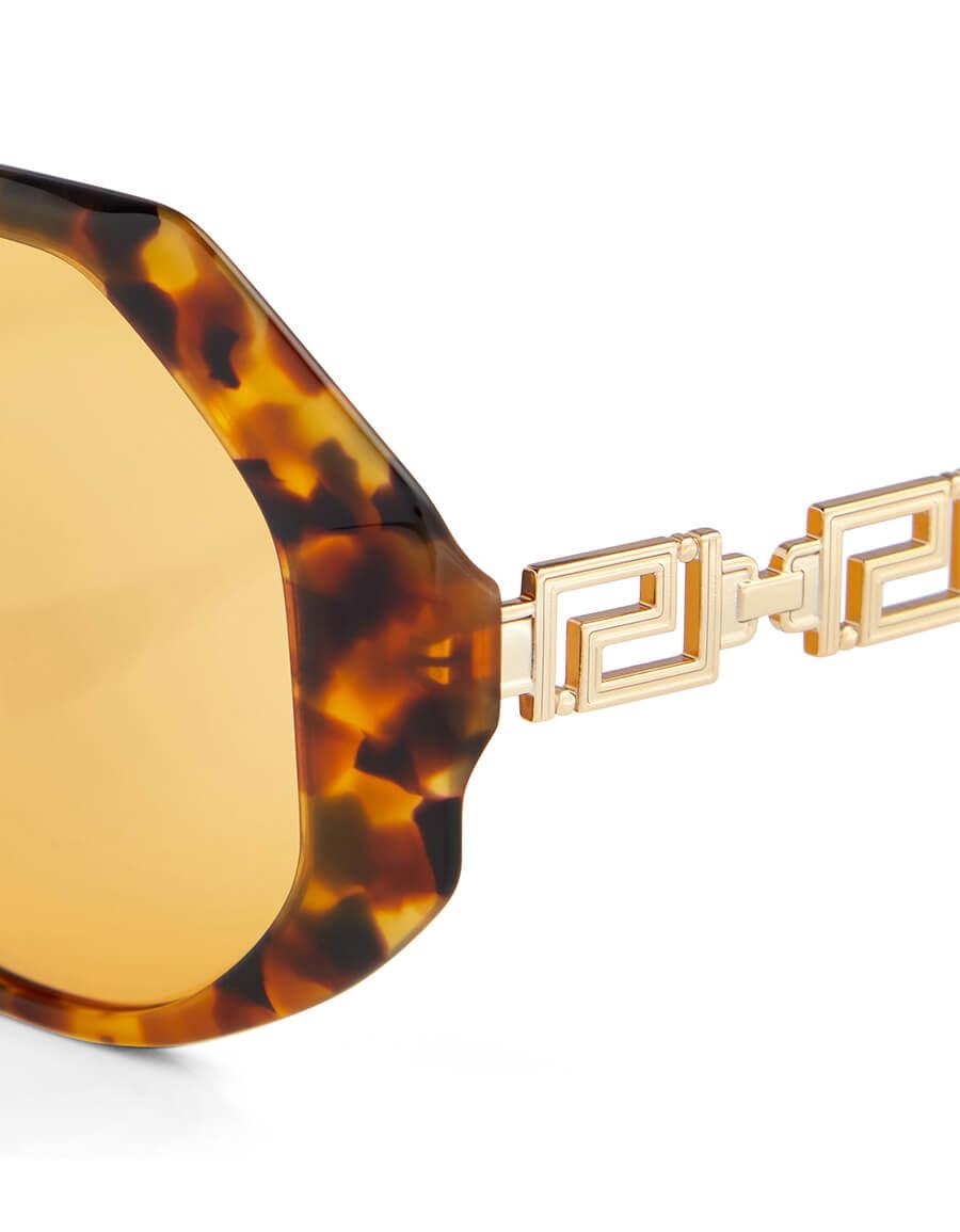 VERSACE Acetate sunglasses