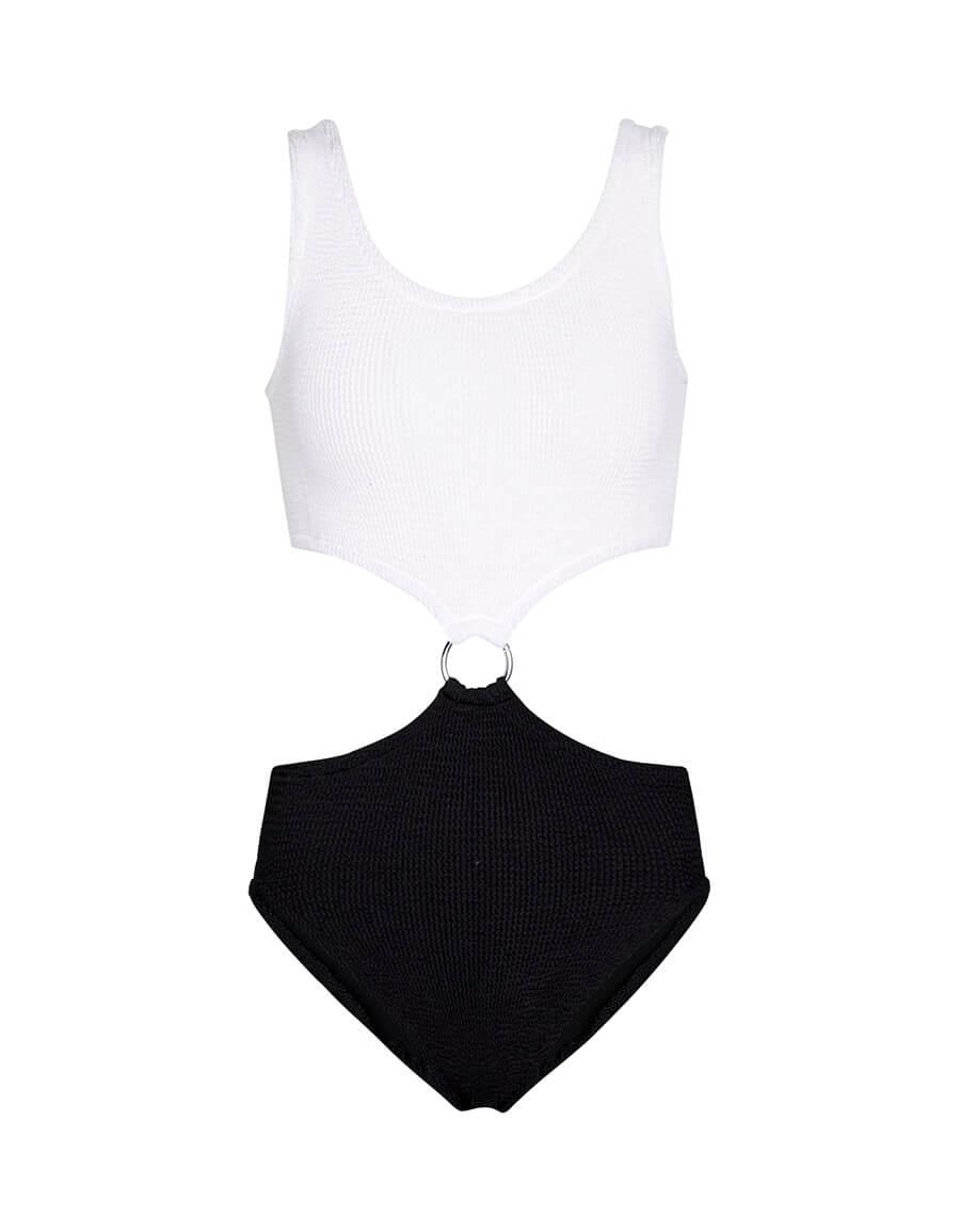HUNZA G Exclusive to Mytheresa – Pretty Woman cutout swimsuit