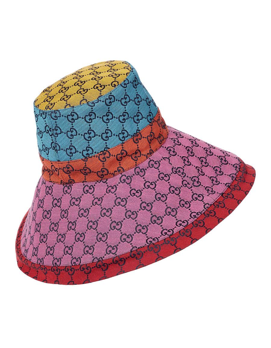 GUCCI GG jacquard hat