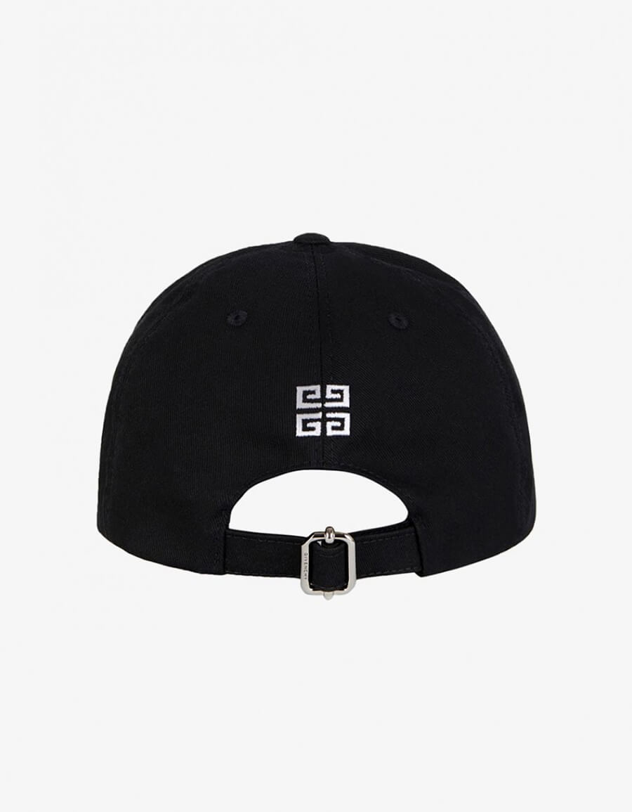 GIVENCHY EMBROIDERED LOGO HAT