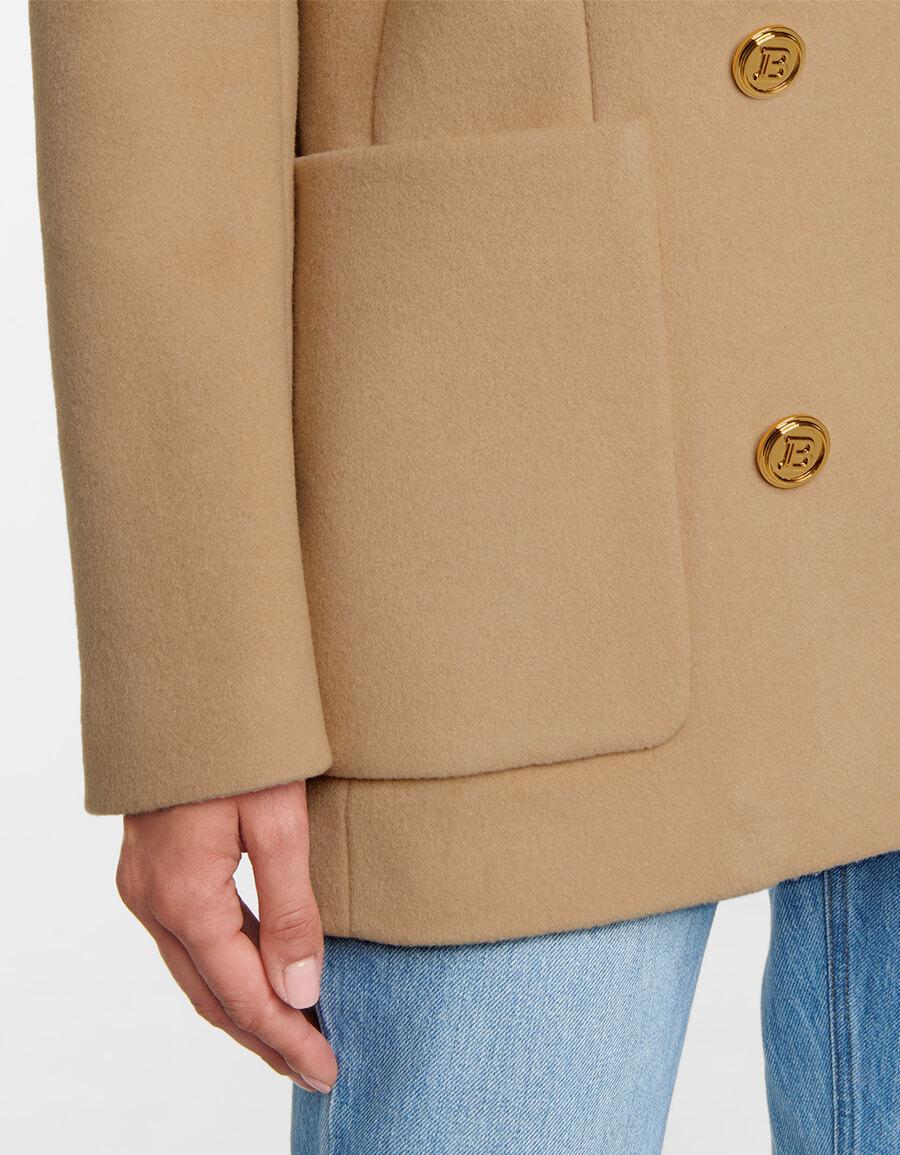 BALMAIN Wool blend jacket