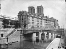 Tel-dieu De Paris . 1867 Vergue