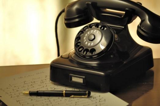 telefoon oud