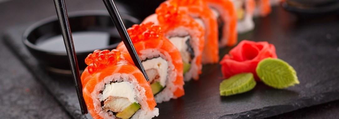 Sushi und Preisverhandlungen