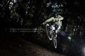 Mountainbike Fotoshooting