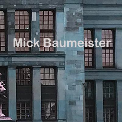 Mick Baumgärtner