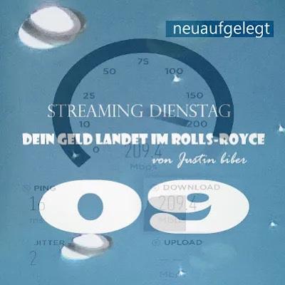 Streaming Dienste - Der Rolls Royce von Biber