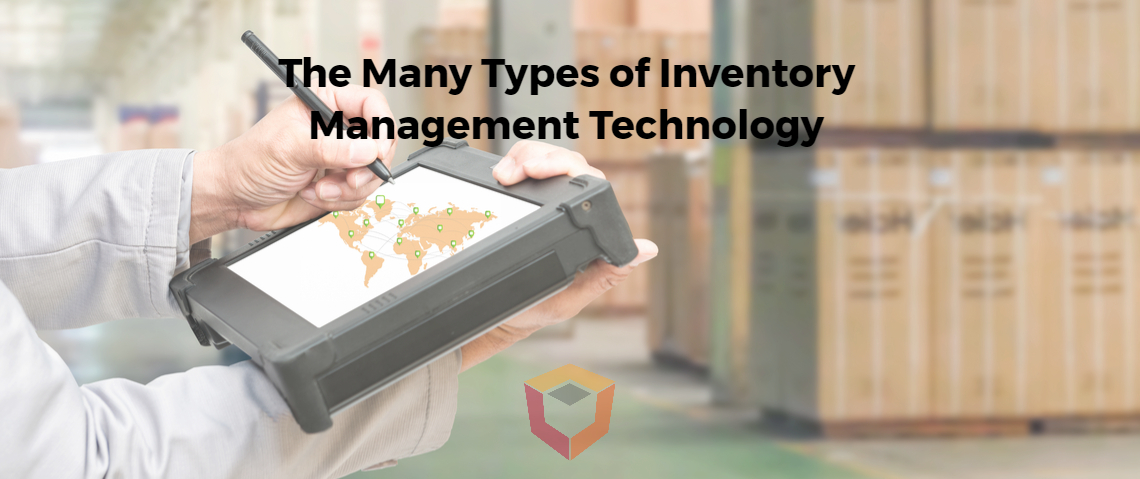 The Many Types of Inventory Management Technology