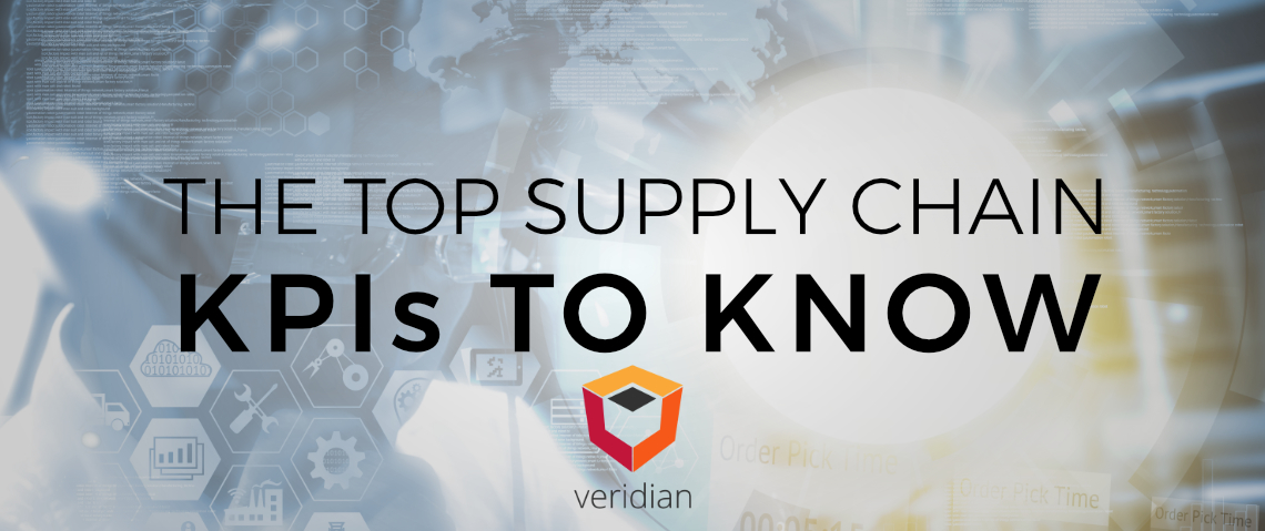 The Top Supply Chain KPIs to Know