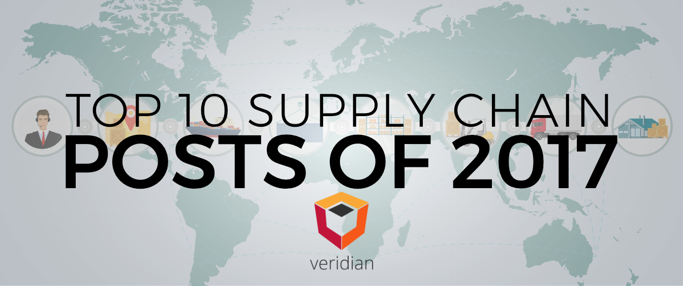 Top 10 Supply Chain Posts of 2017