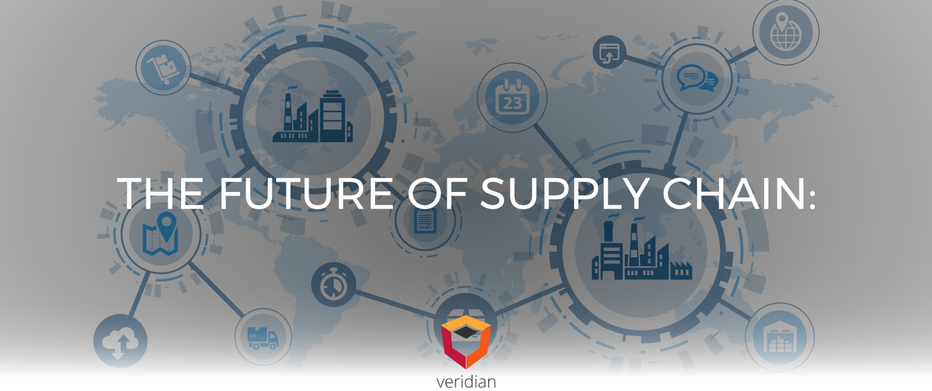 The Future of Supply Chain: It's Time to Start Managing Supply Chains for the Future, Not the Past