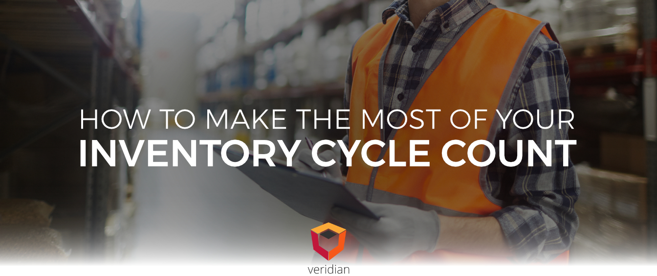 How to Make the Most of Your Inventory Cycle Count