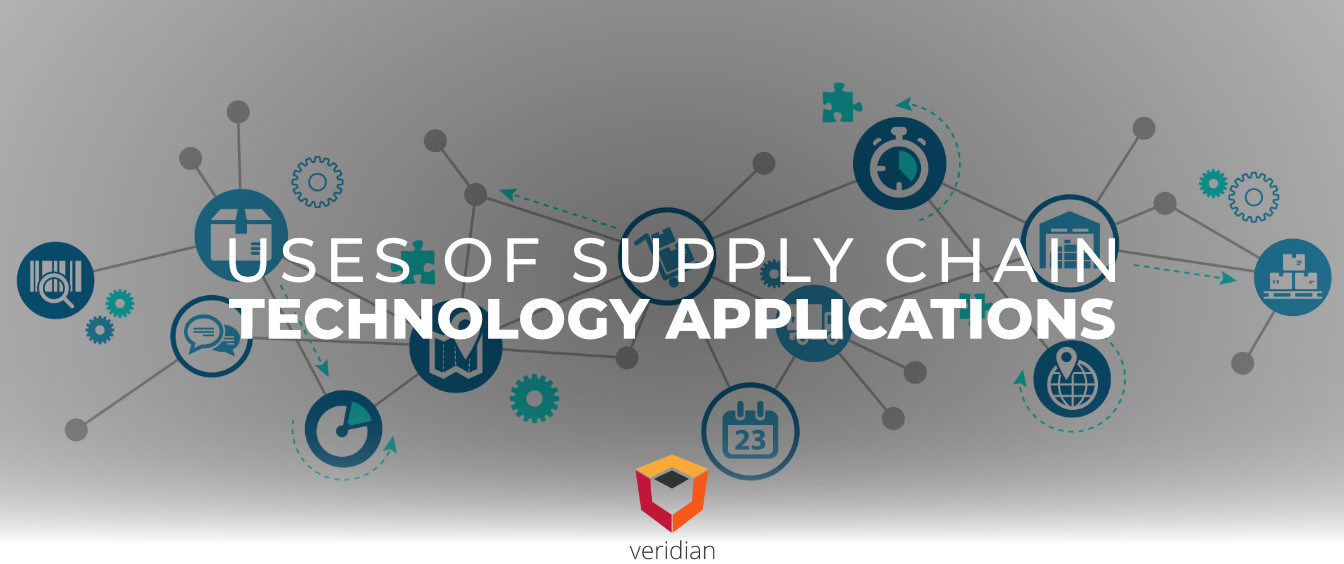 [INFOGRAPHICS] 4 Uses of Supply Chain Technology Applications Moving Shippers into the Future of Effective Management