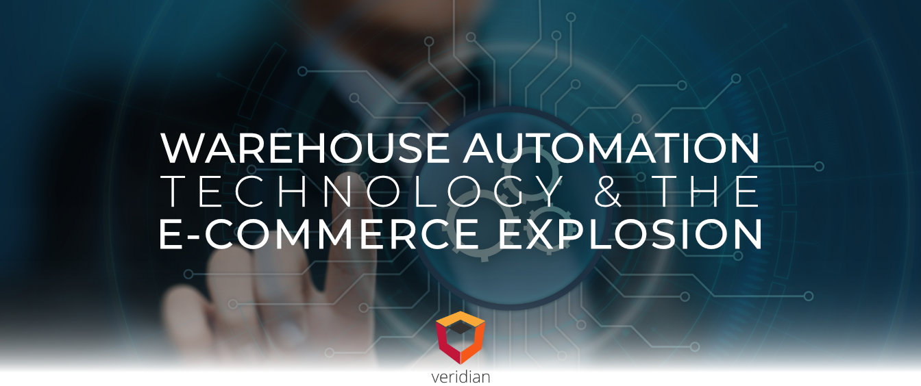 Warehouse Automation Technology & the E-Commerce Explosion